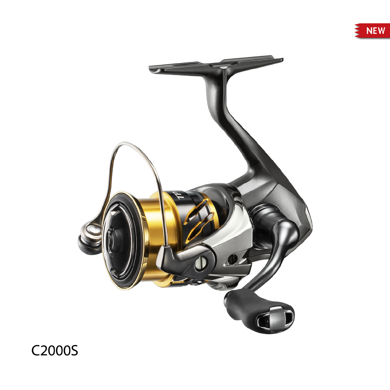 Shimano 20 TWIN POWER 4000PG Spinning Reel New in Box